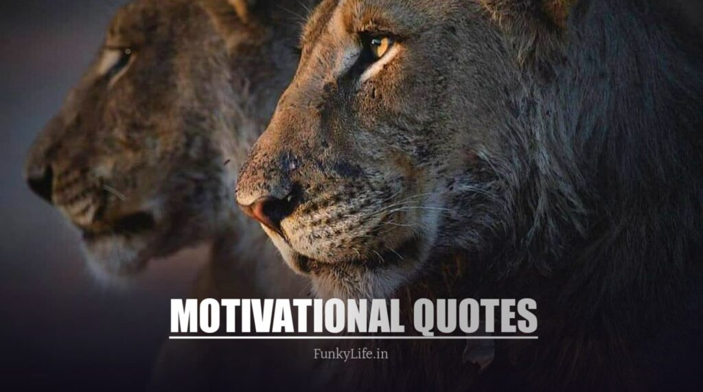 Motivational Quotes In Hindi - Funky Life