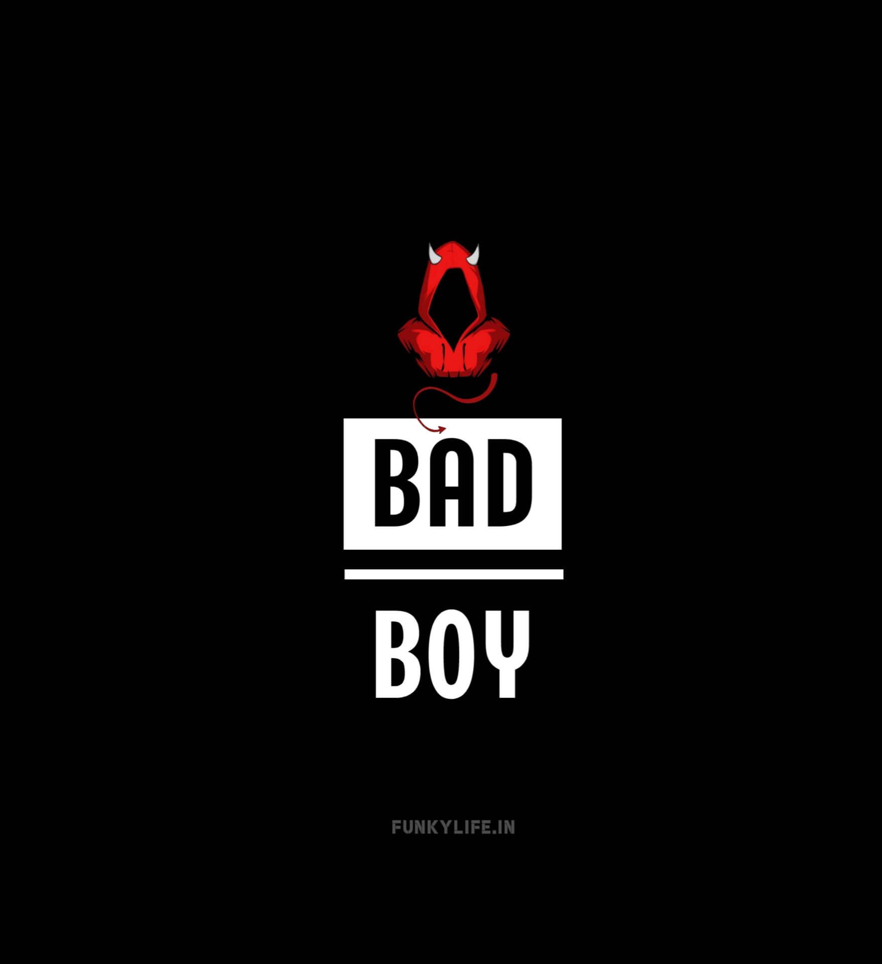 New Bad Boy WhatsApp DP