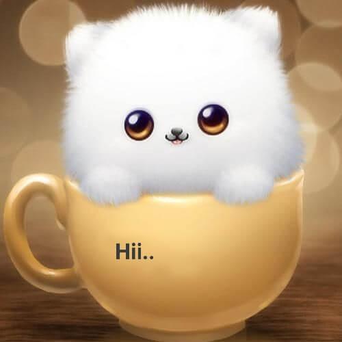 WhatsApp DP Cute