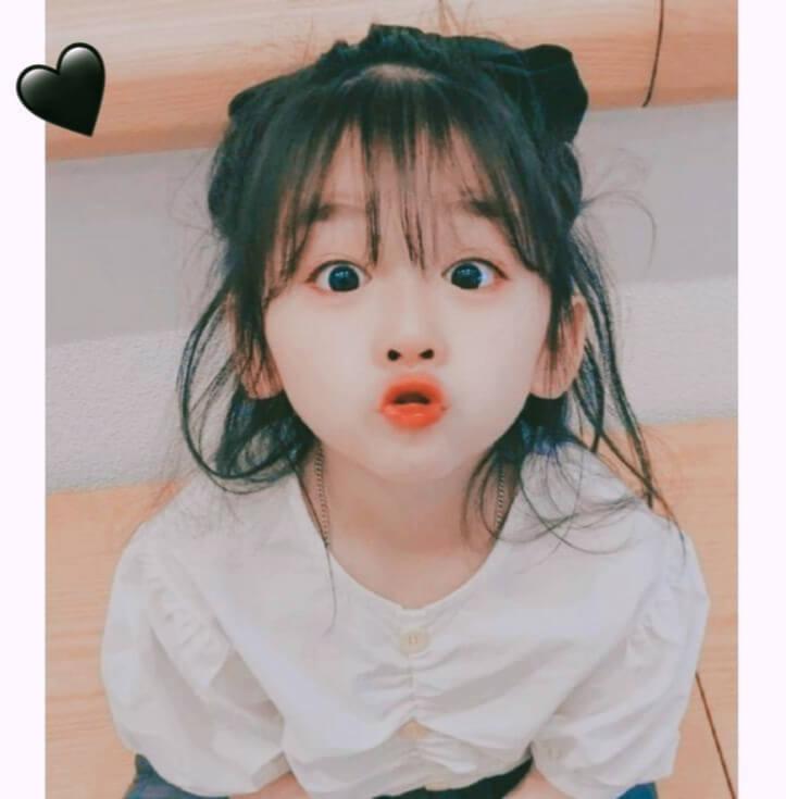 WhatsApp Cute DP