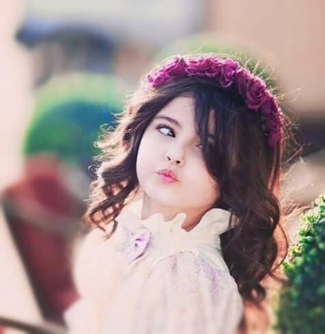 Cute Girl Profile DP