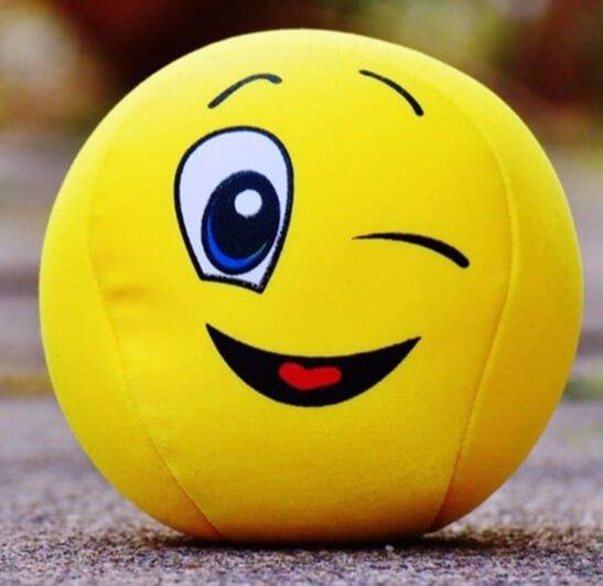 Smile WhatsApp DP