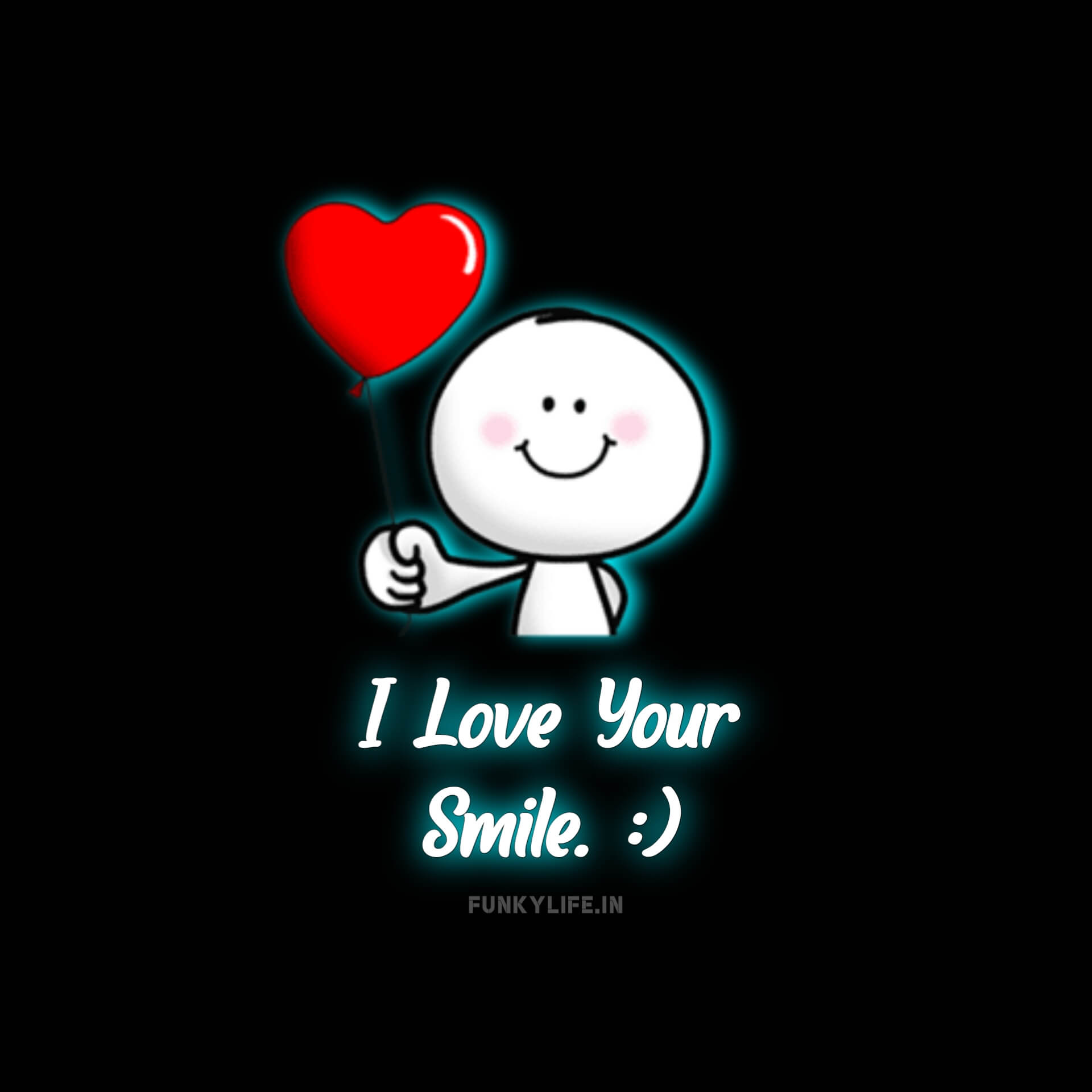 I Love Your Smile DP