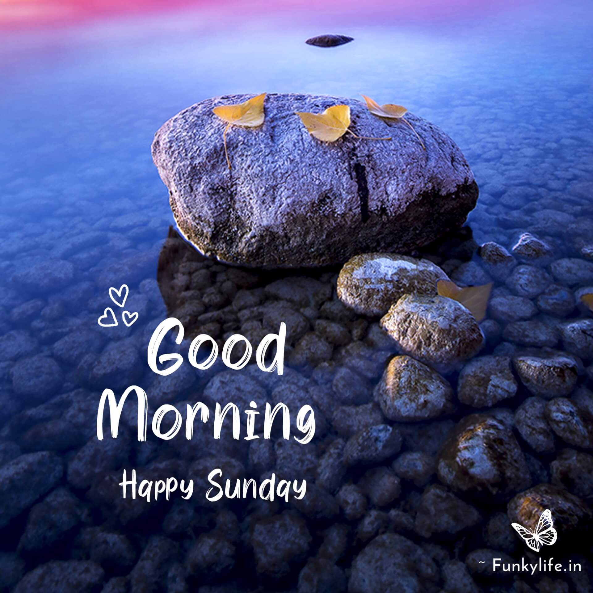 Good Morning Images for Sunday