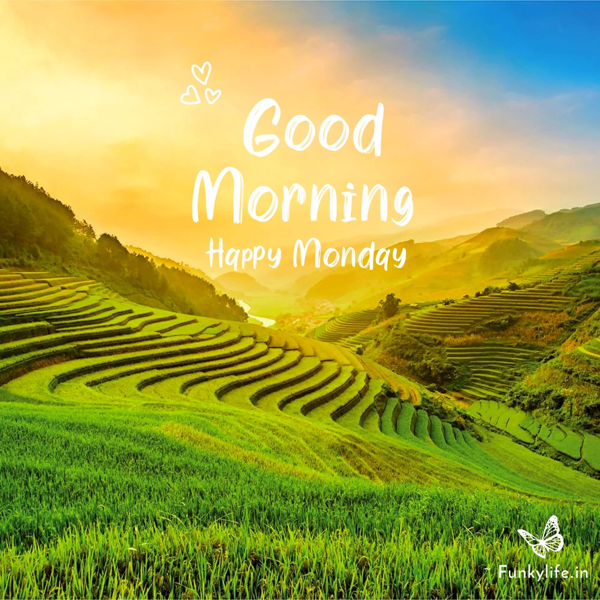 Good Morning Images for Monday
