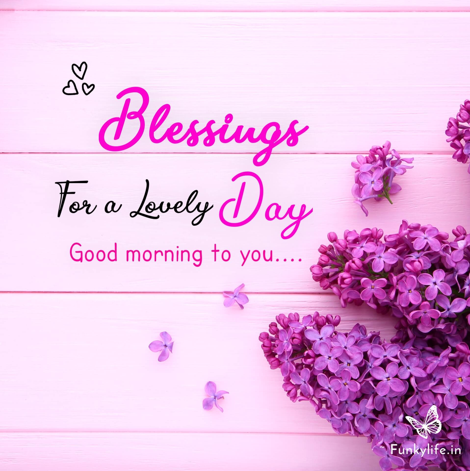Lovely Good Morning Images