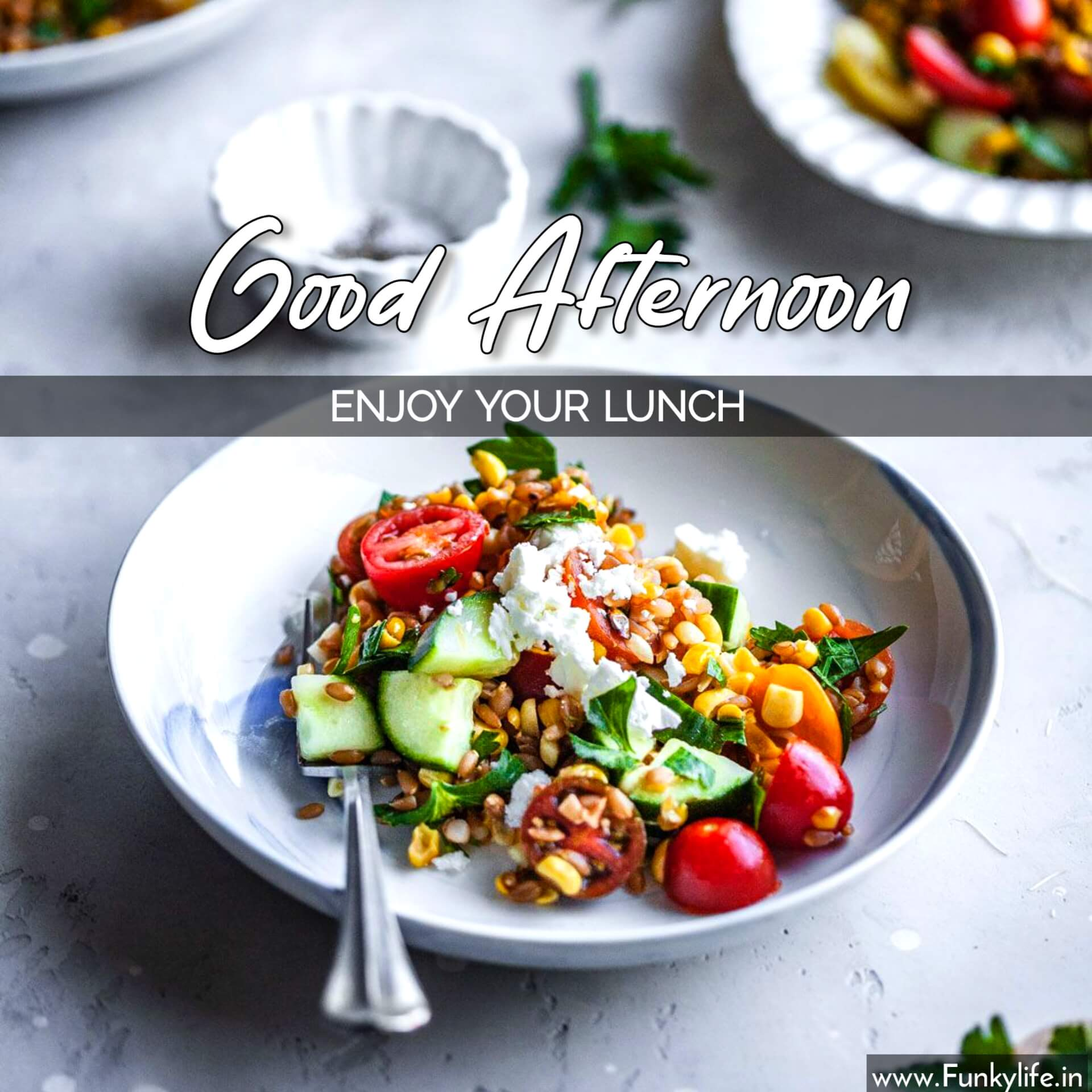 Lunch Good Afternoon Picture