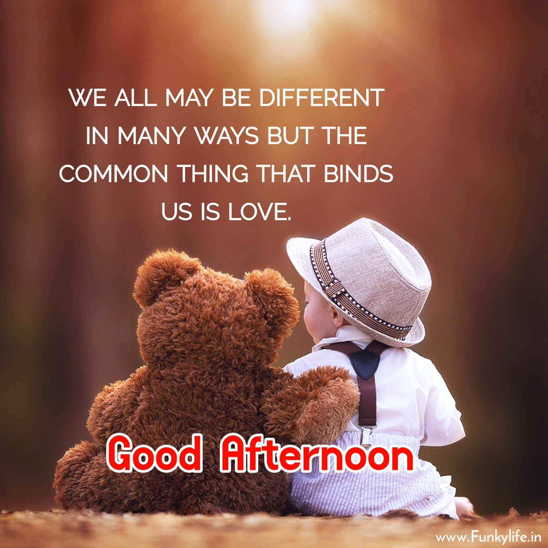 Lovely Good Afternoon Images with Quotes