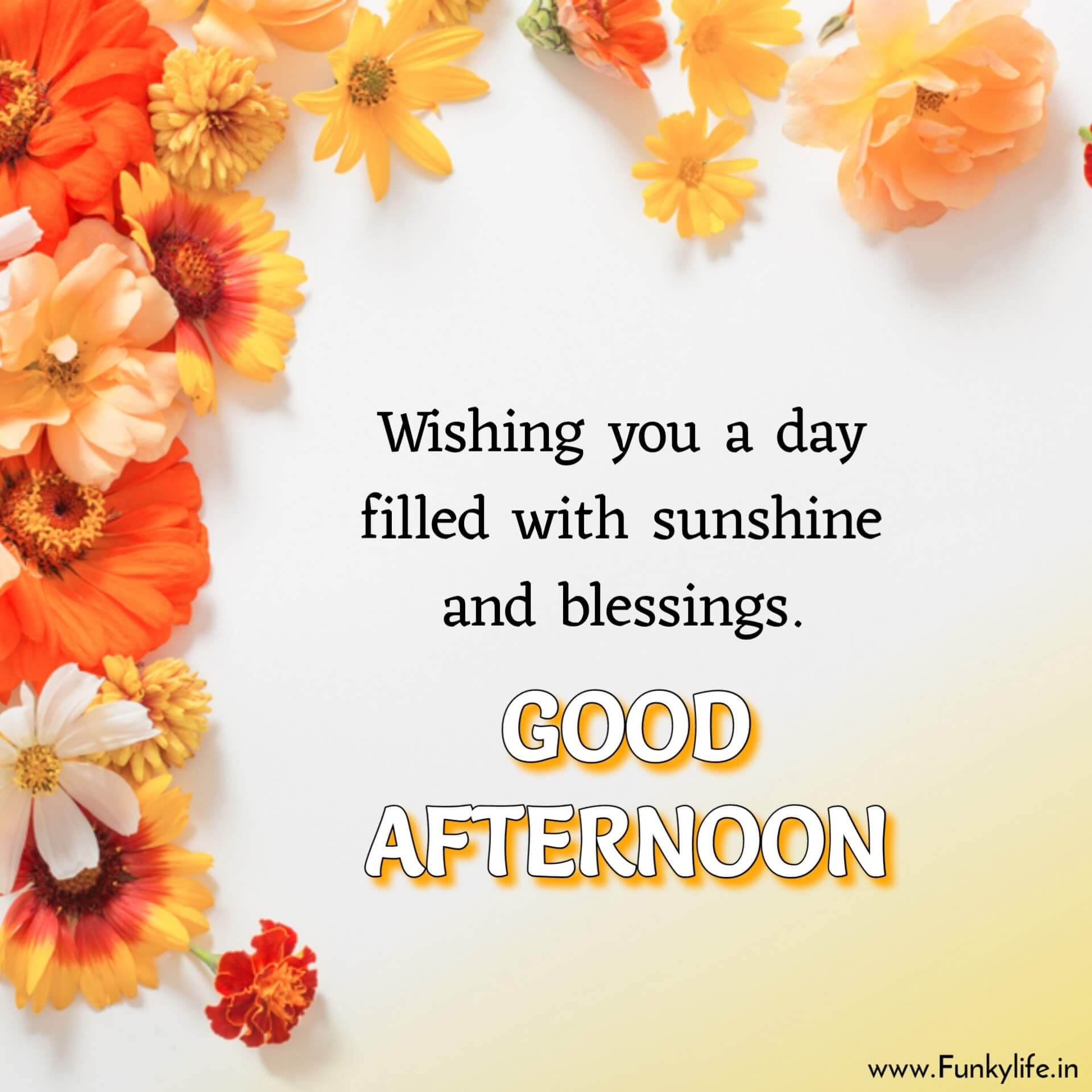 Good Afternoon Wishes Images with Quotes