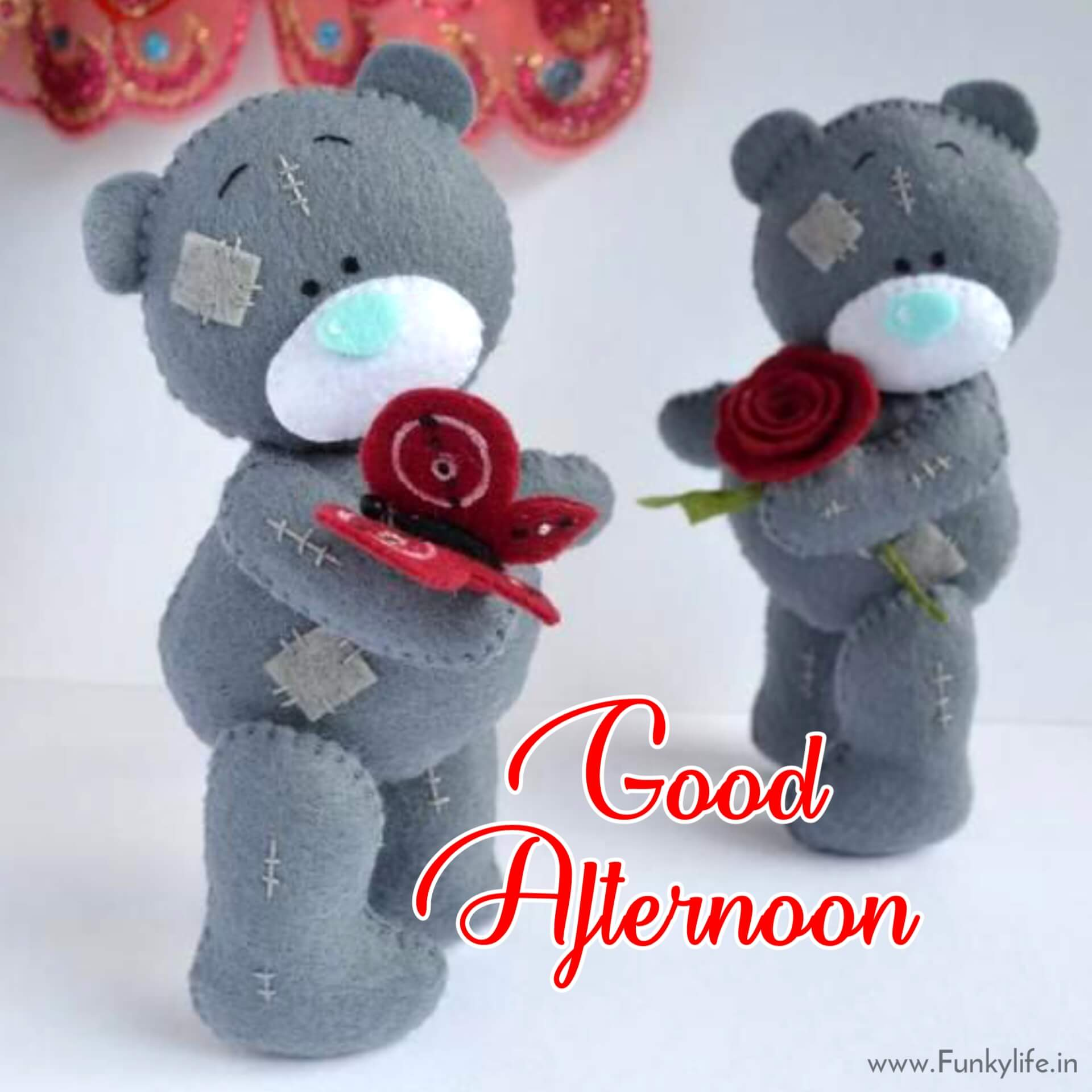 Cute Good Afternoon Picture