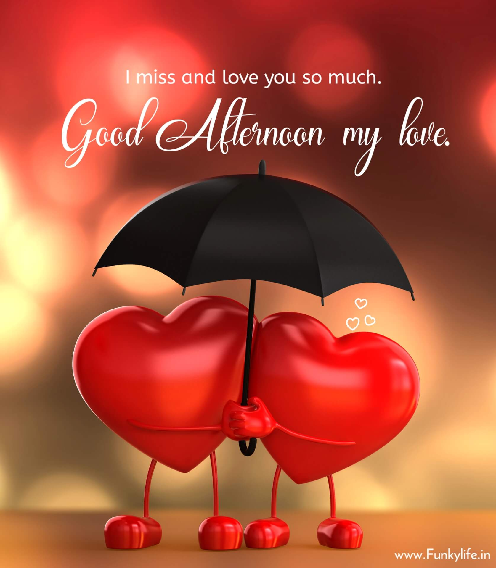 Love Good Afternoon Pic
