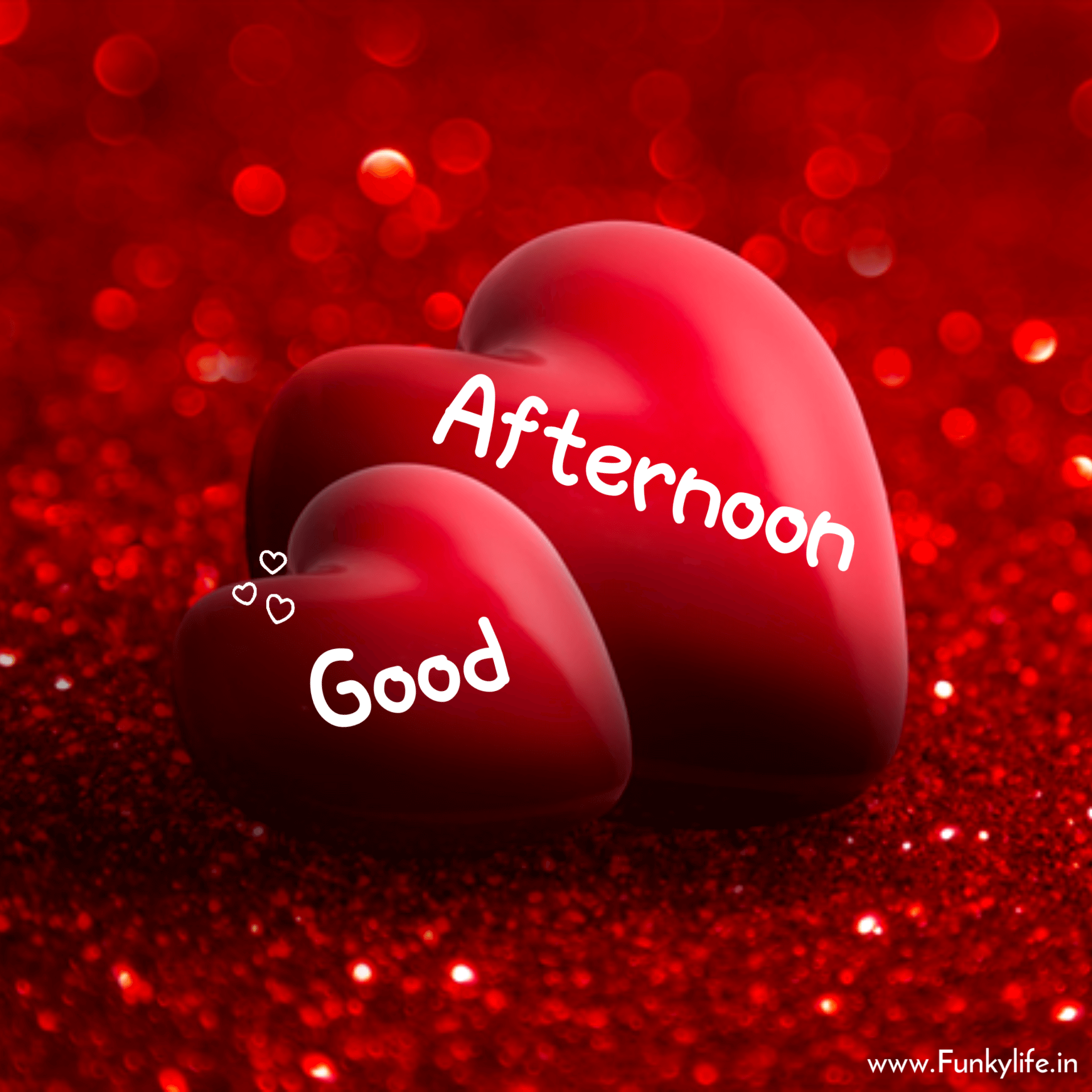 Love Good Afternoon Image