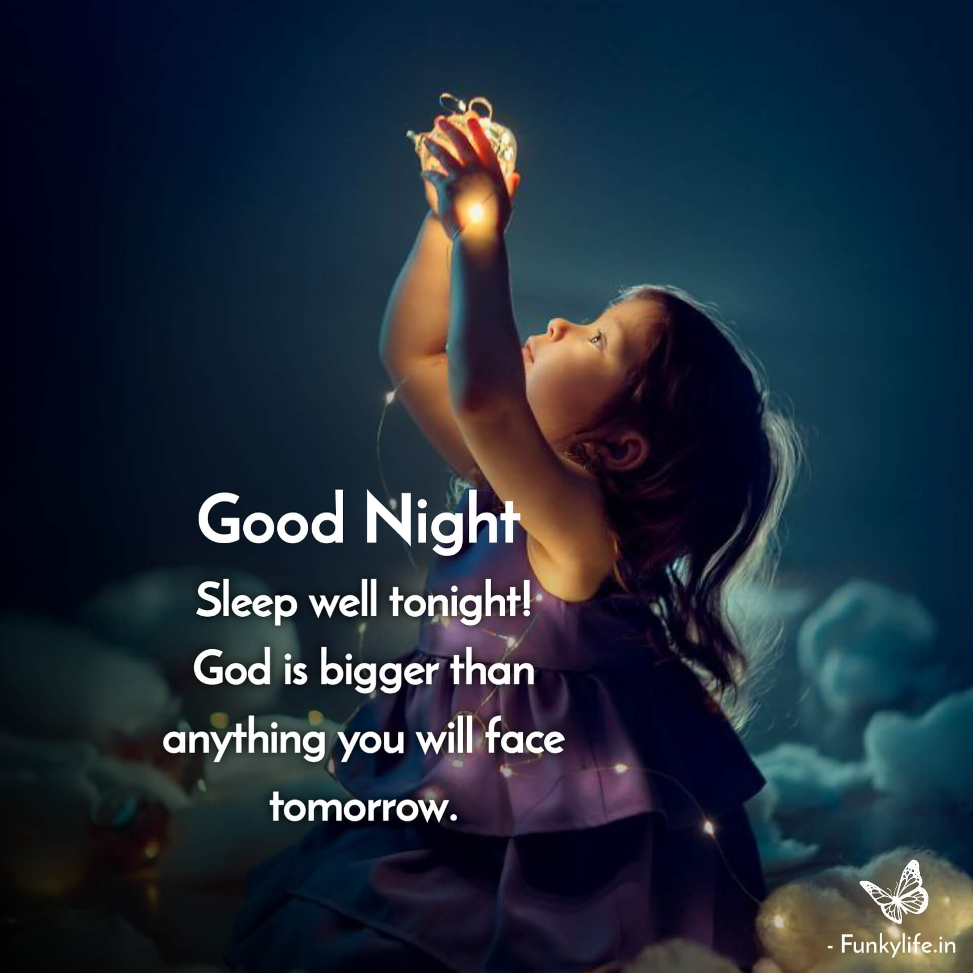 Sweet Good Night SMS Quote