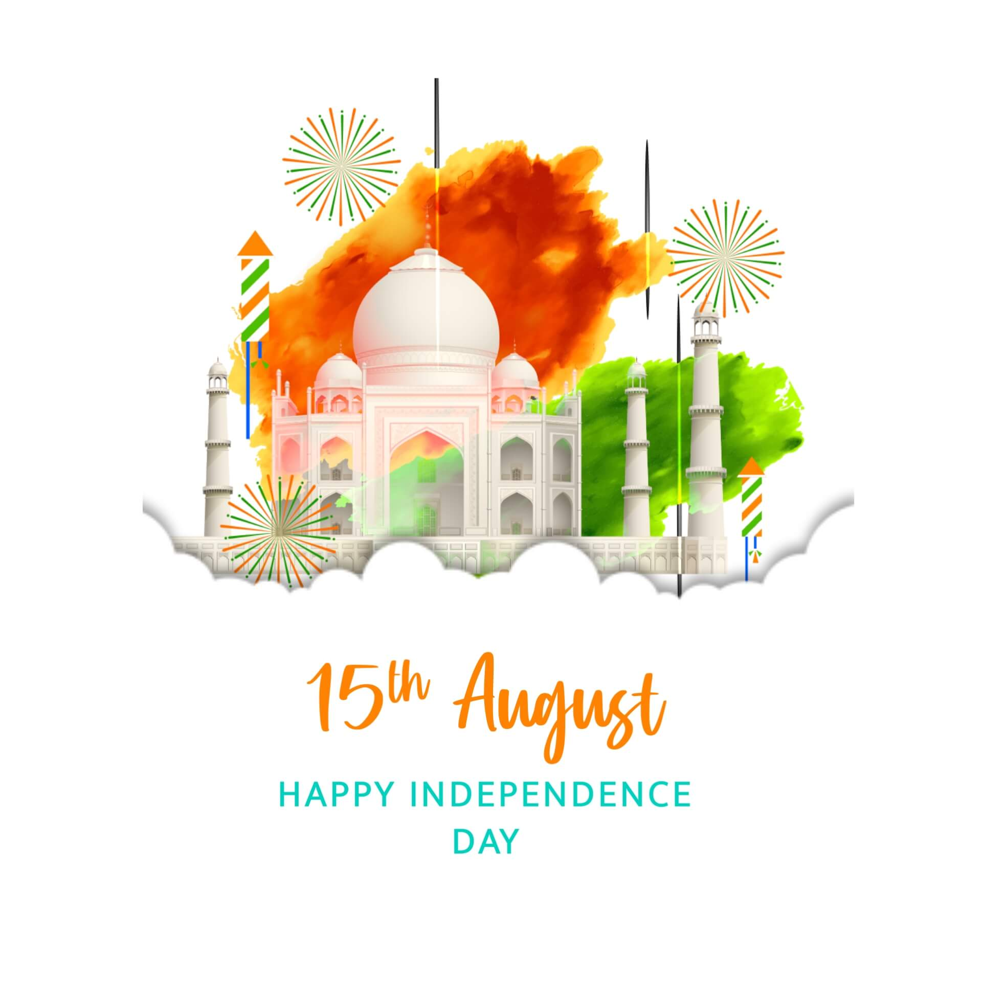 Happy 15th August Images