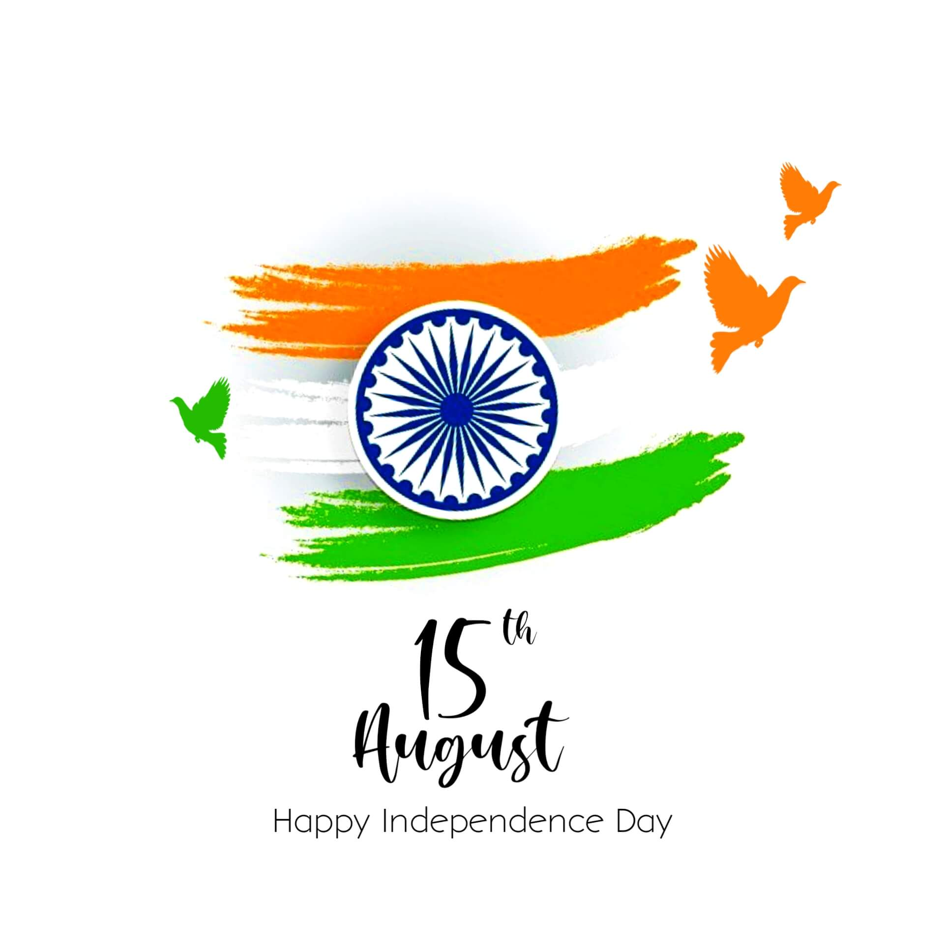 Beautiful Independence Day Status Images