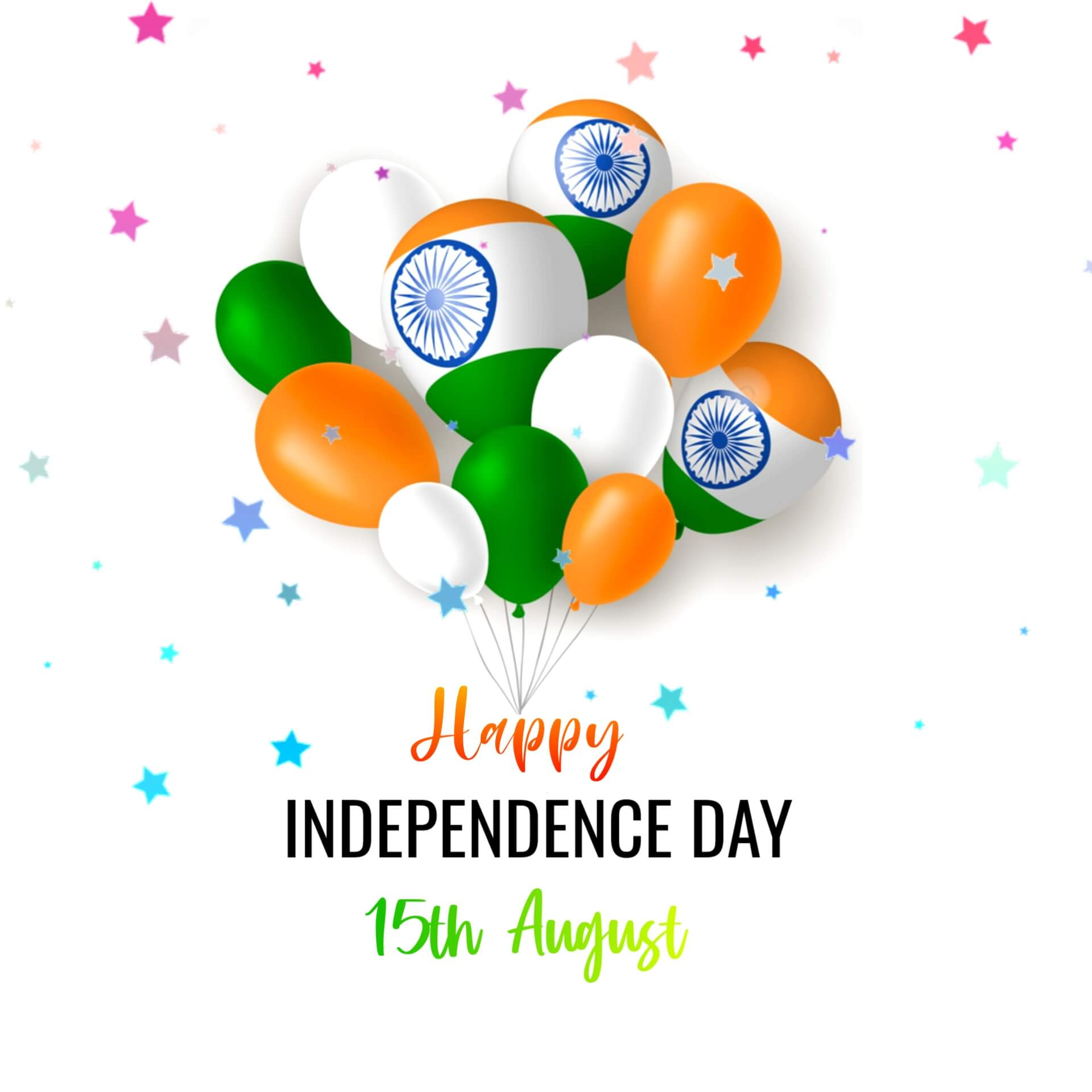 India Independence Day Wishes Picture