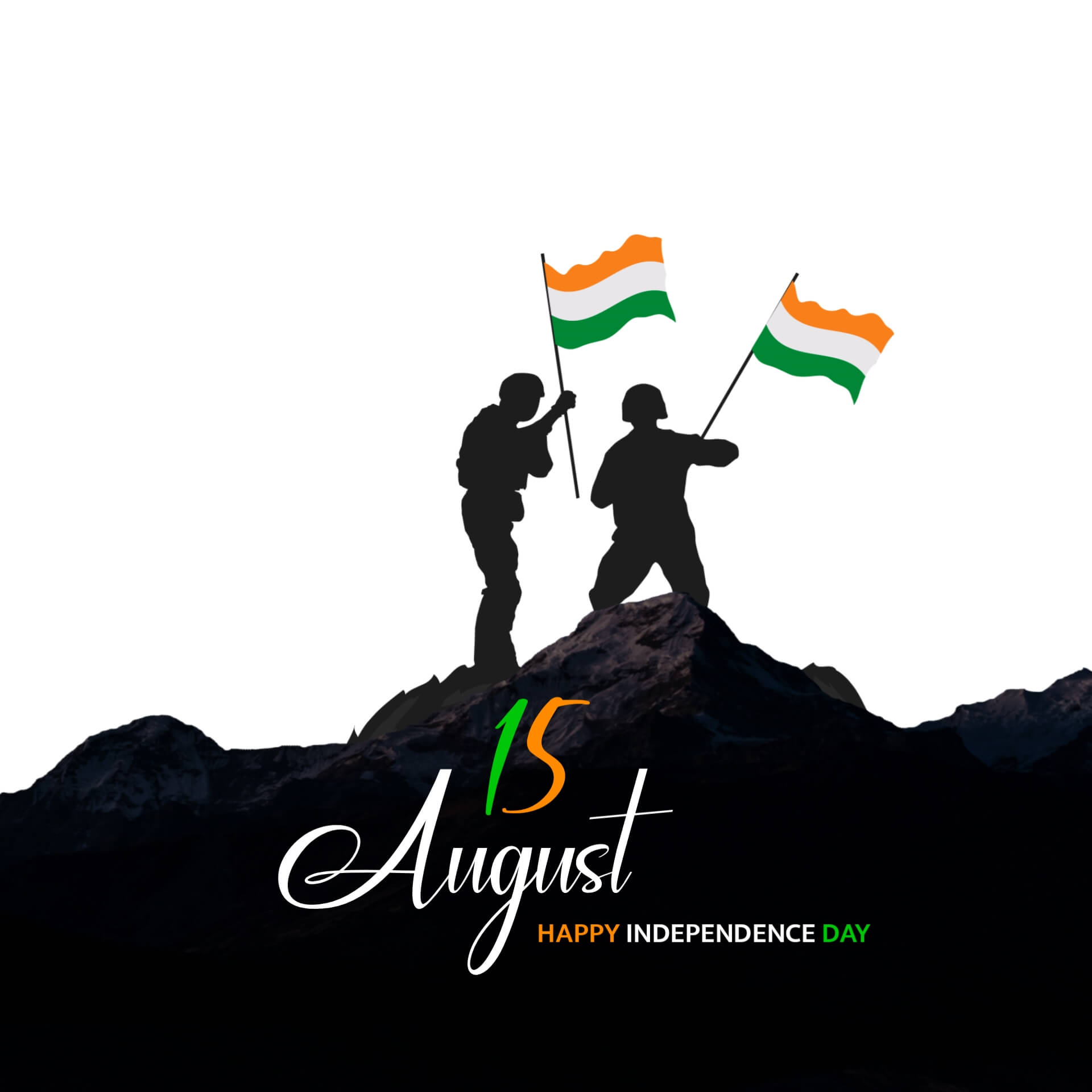 Indian Army Independence Day Pic