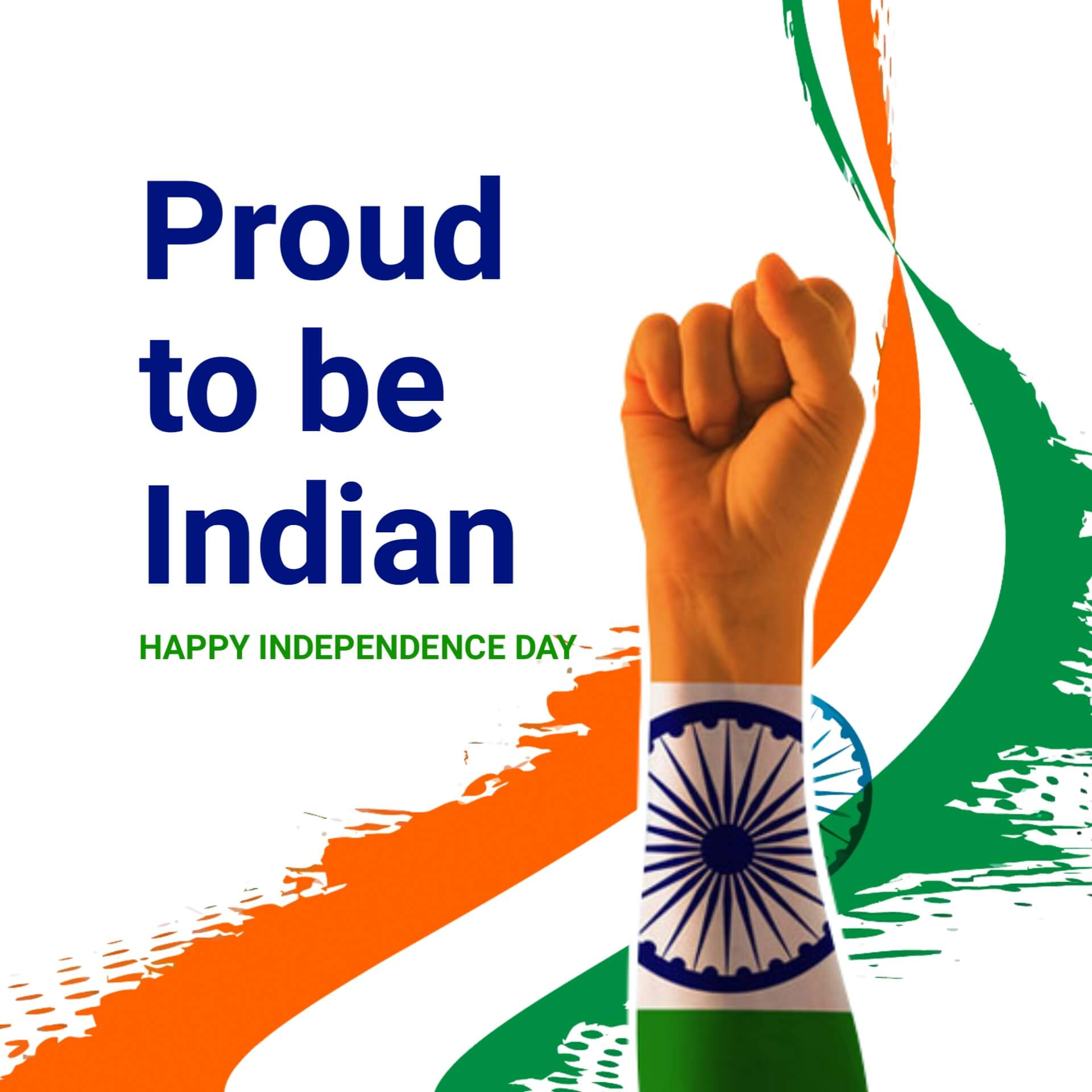 Proud To Be Indian Image