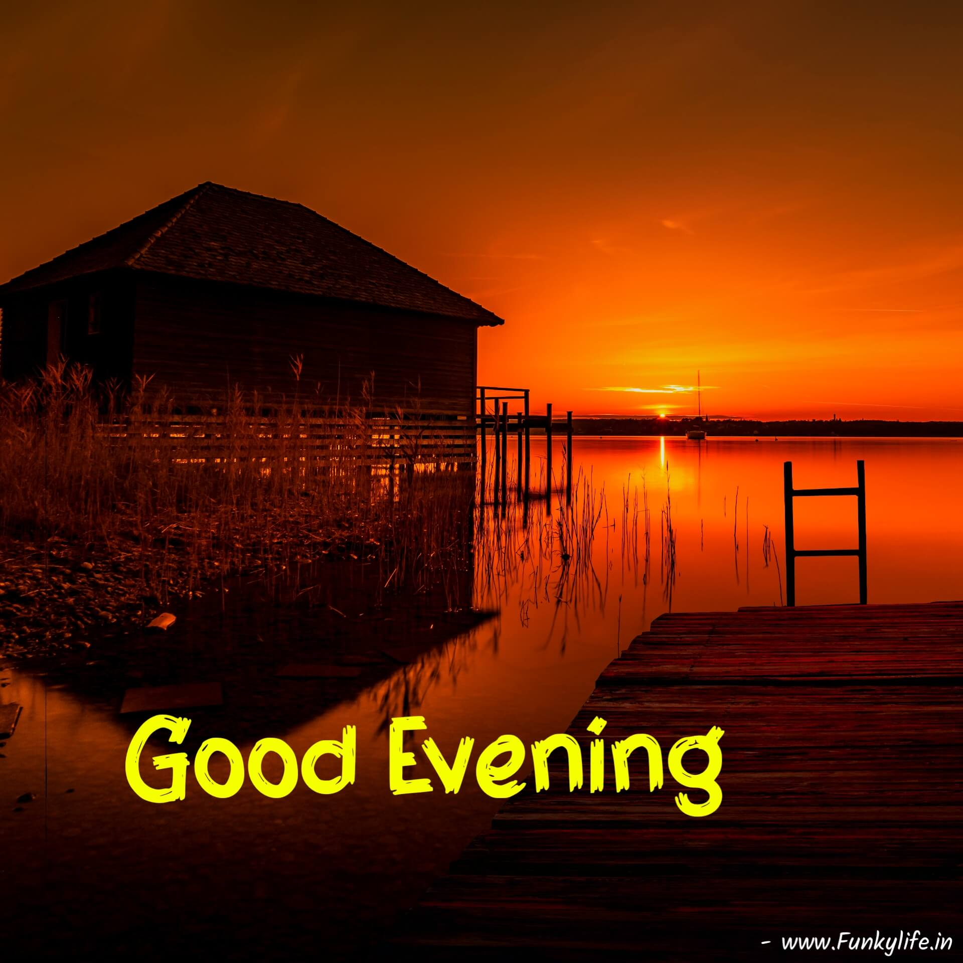Good Evening Images for WhatsApp