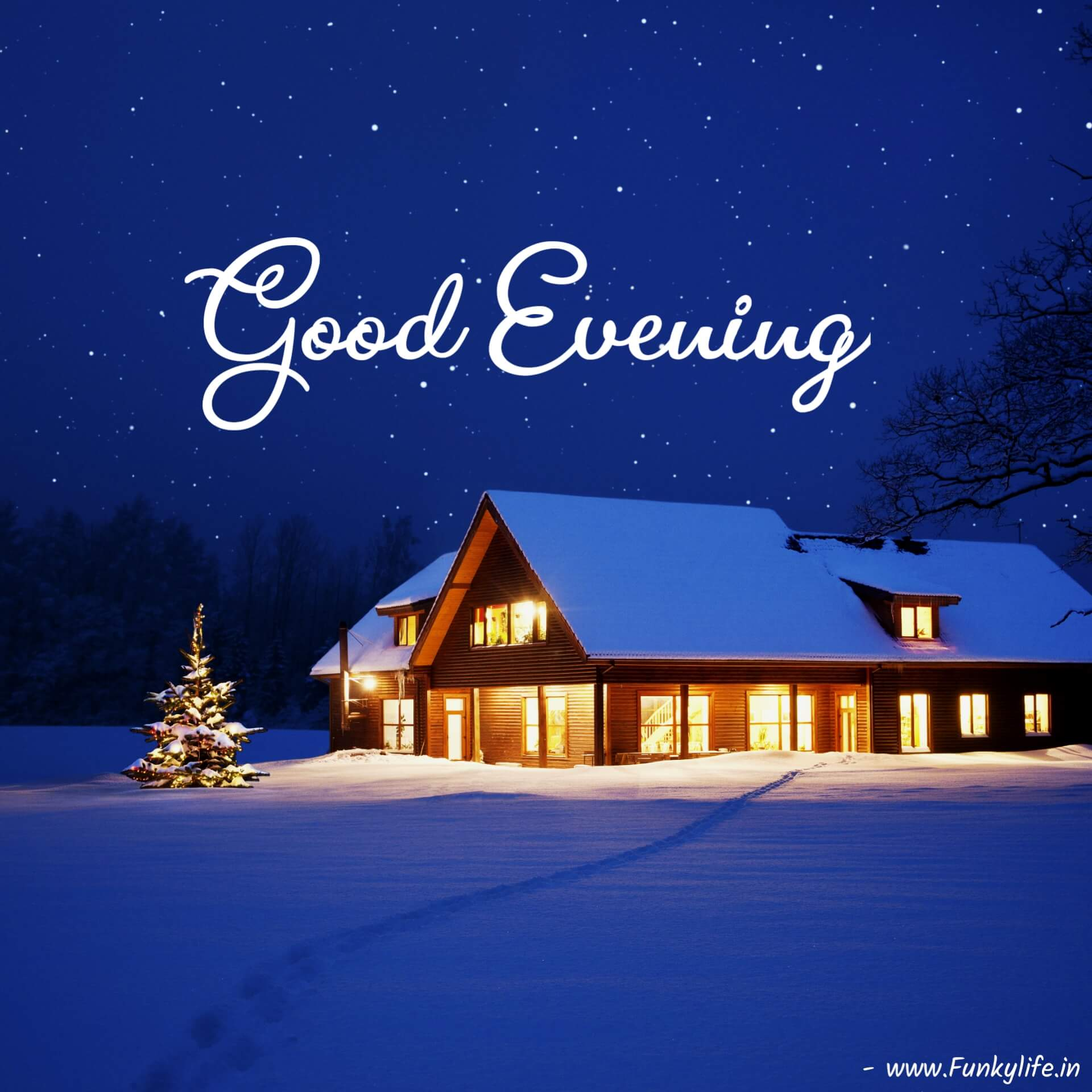 Home Good Evening Images