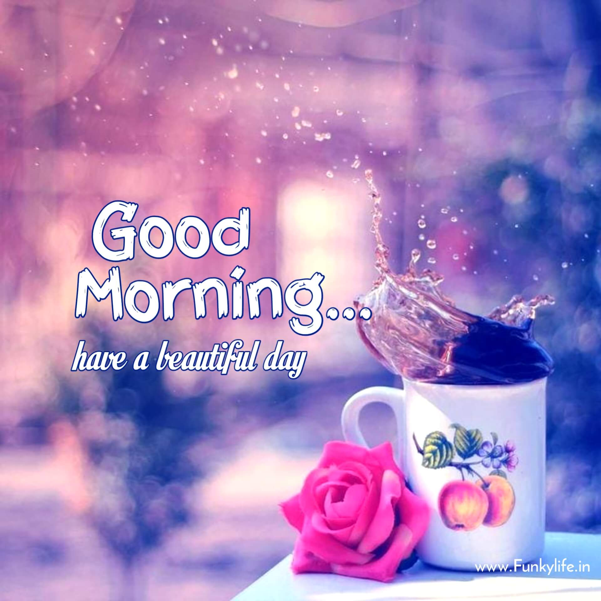 Cup Good Morning Images