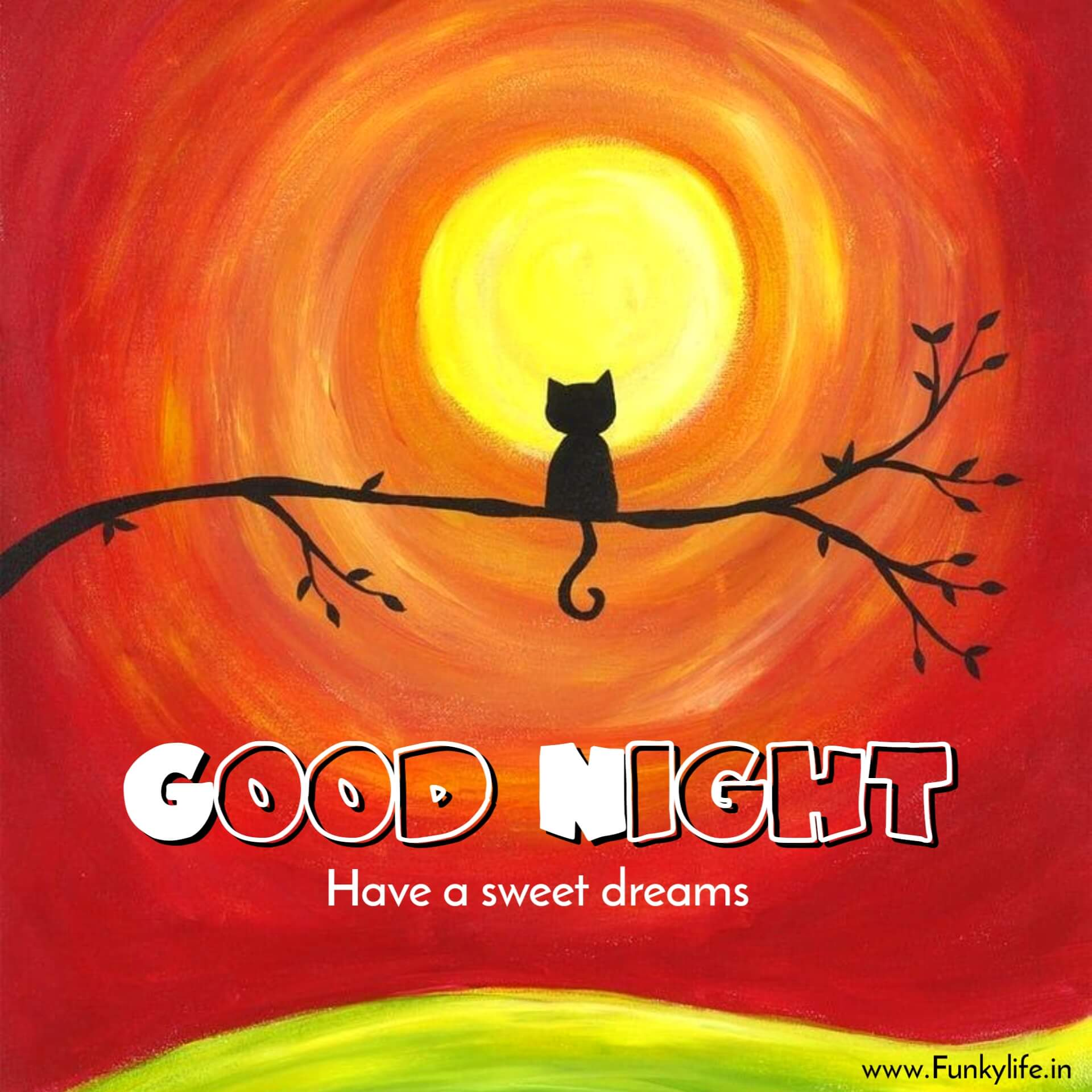 Painting Good Night Images