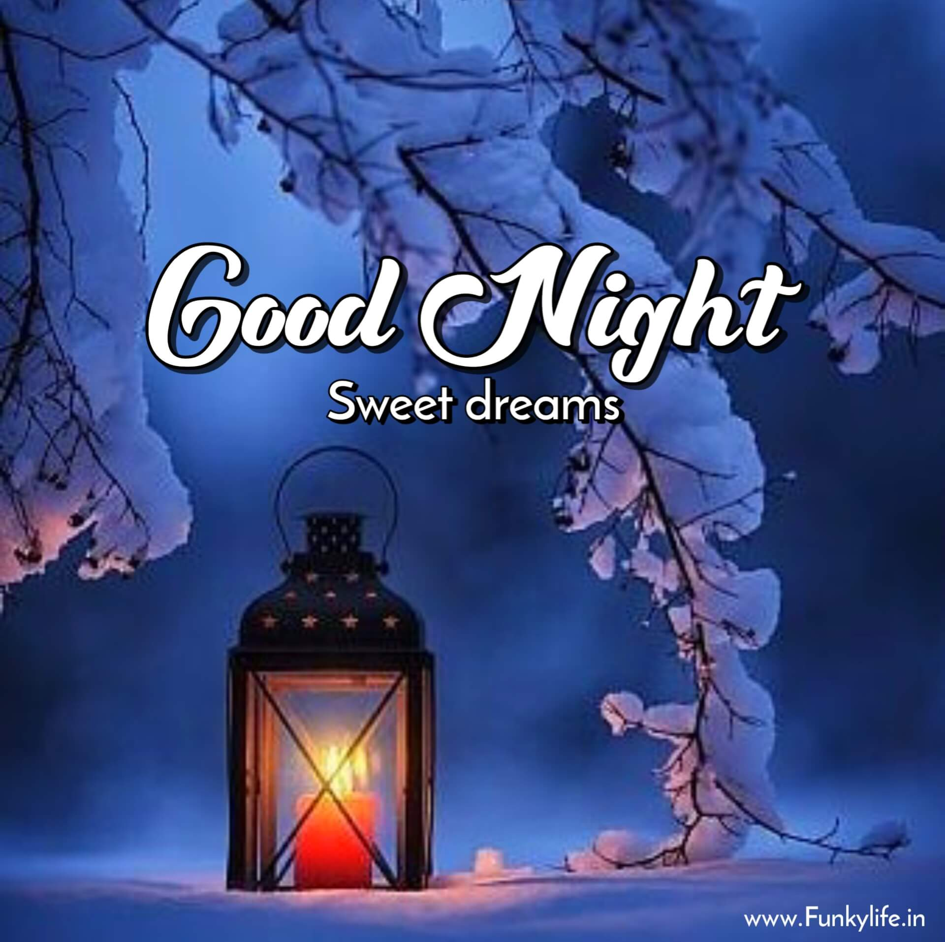 Sweet Dreams Good Night Picture