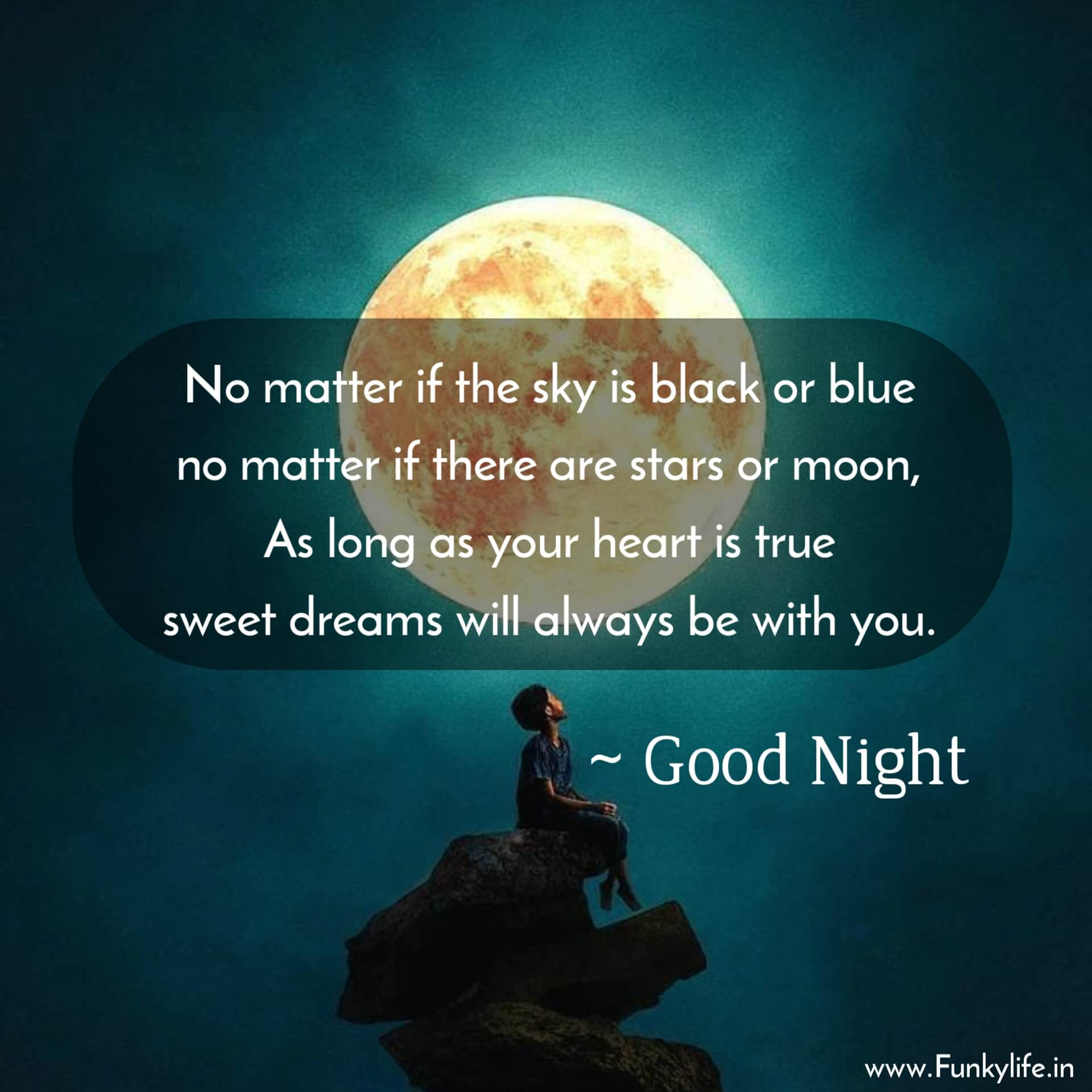 Good Night Quotes for all with Images