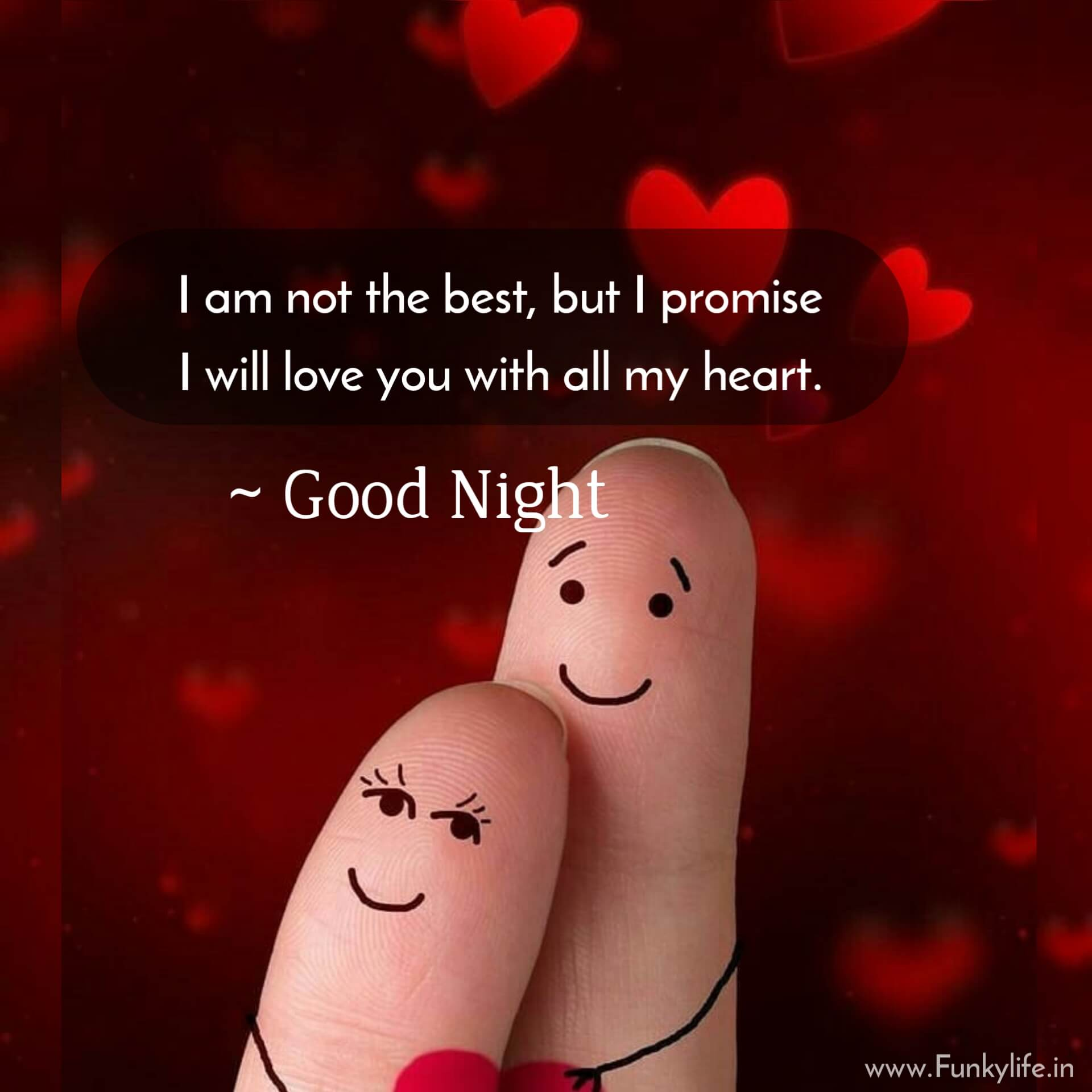 Good Night Quotes for Love with Images