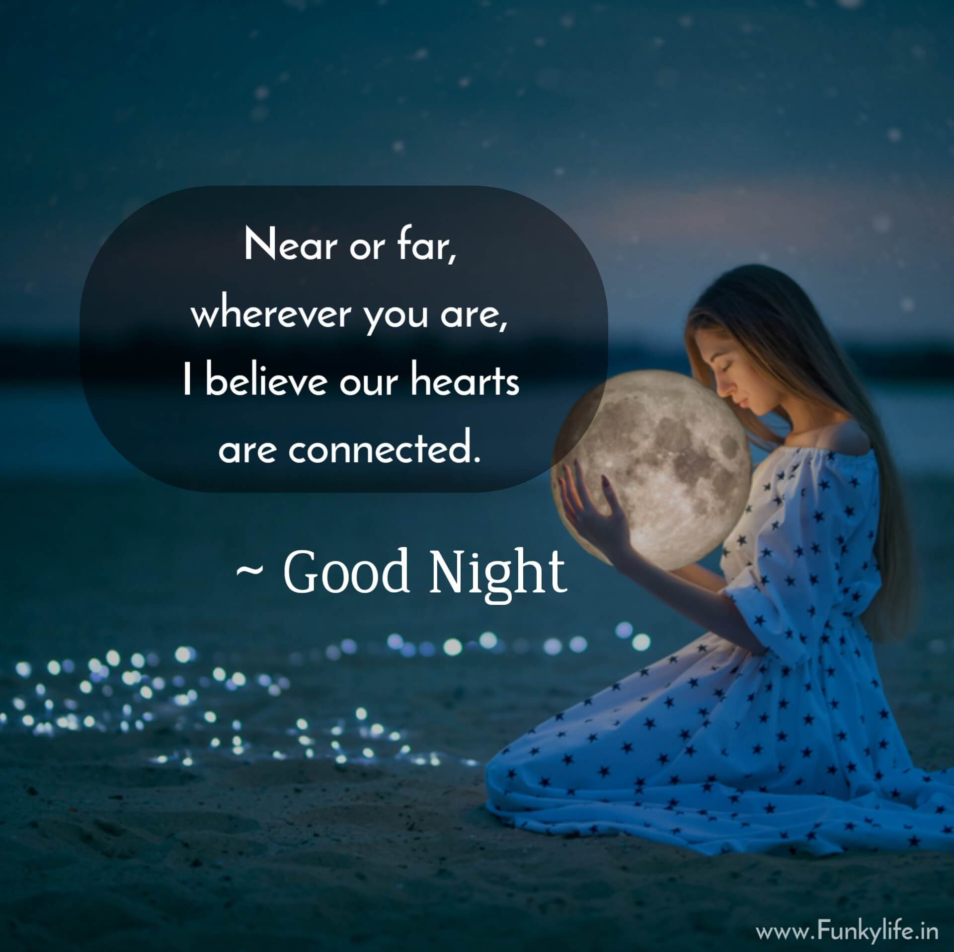 Love Good Night Quotes with Images