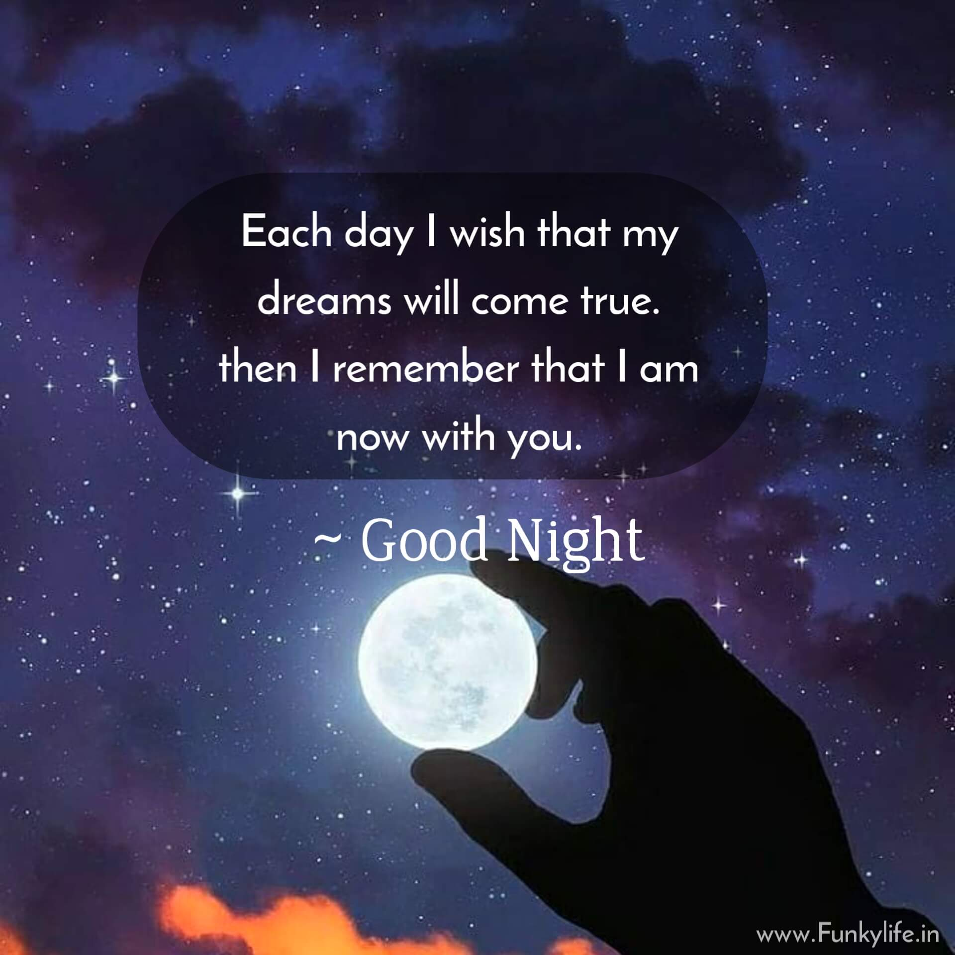 Best Good Night Quotes with Images