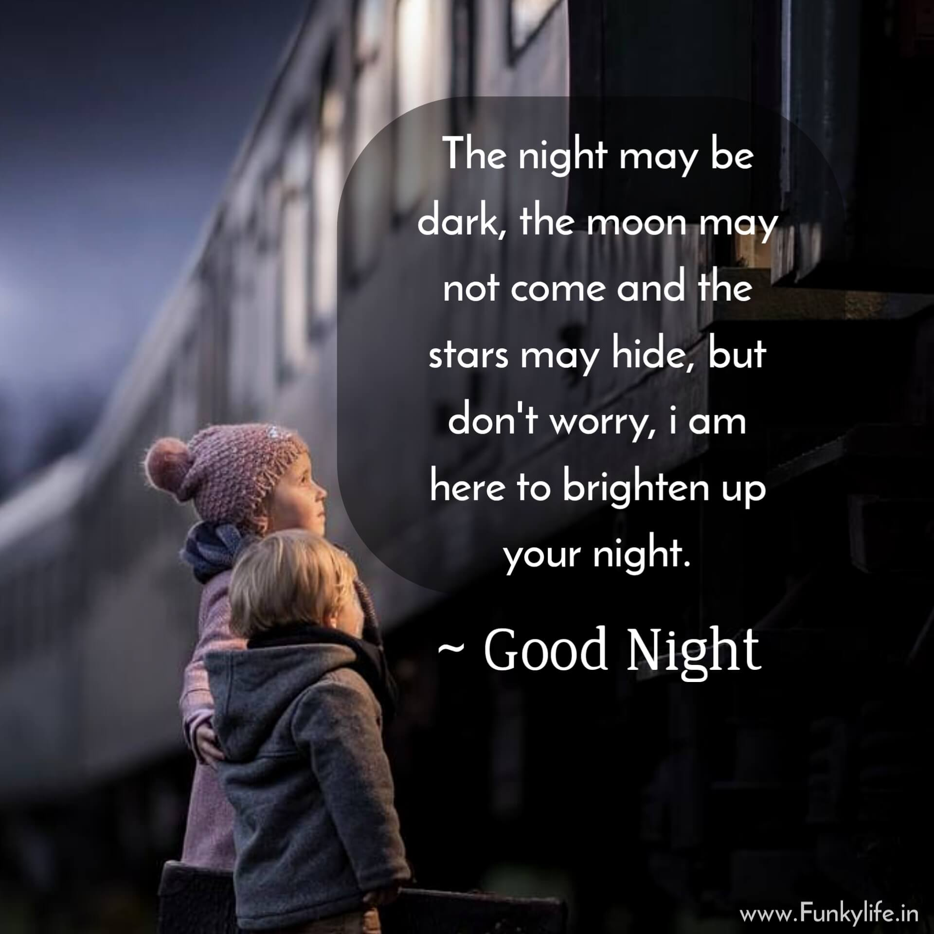 Good Night Quotes with Images