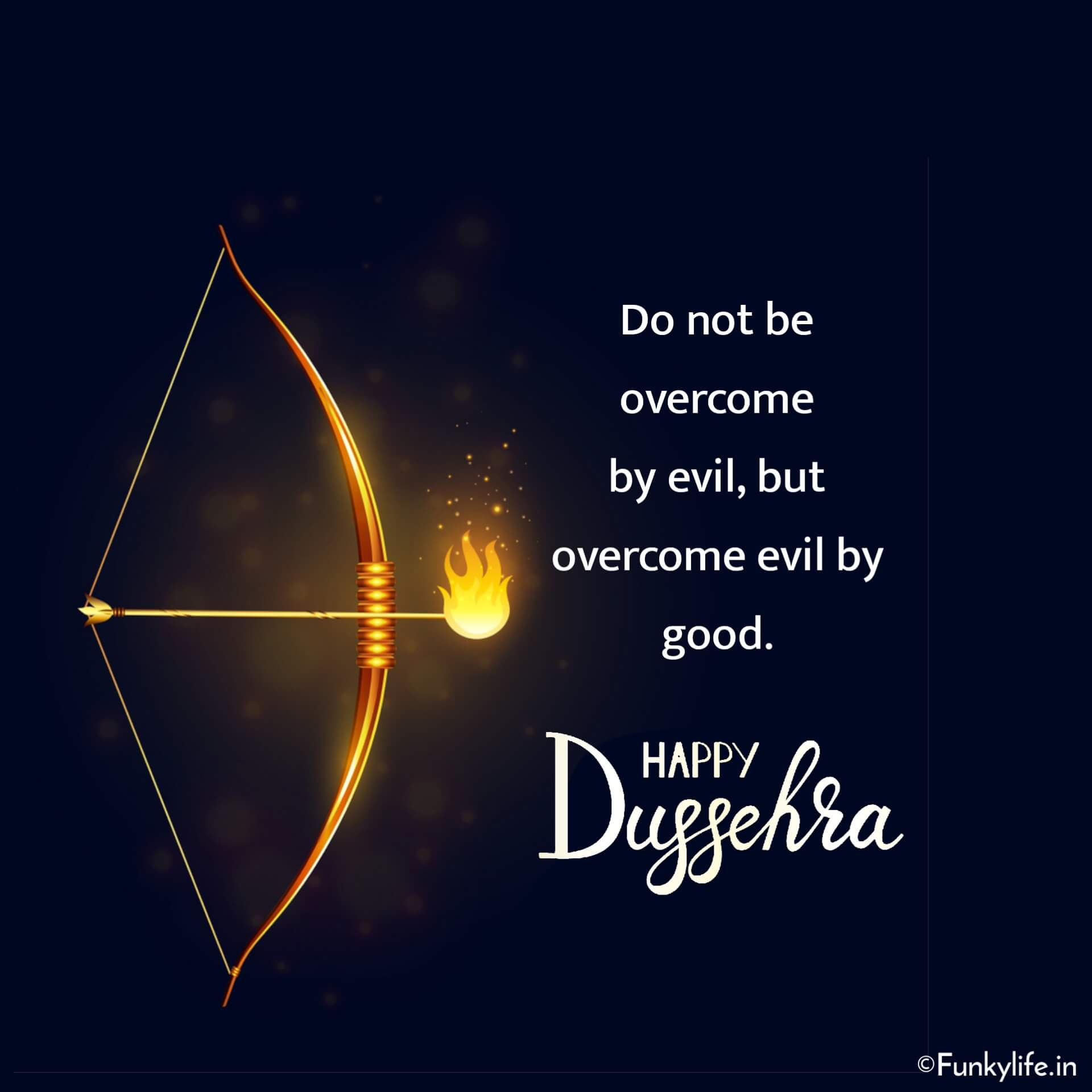Dussehra Images with Quotes