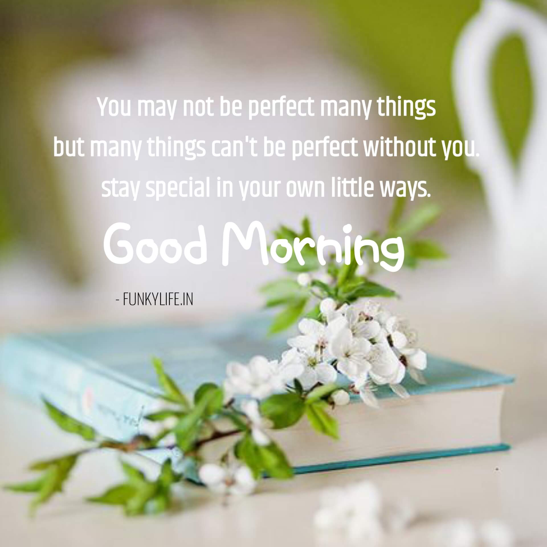 Good Morning Thought With Image