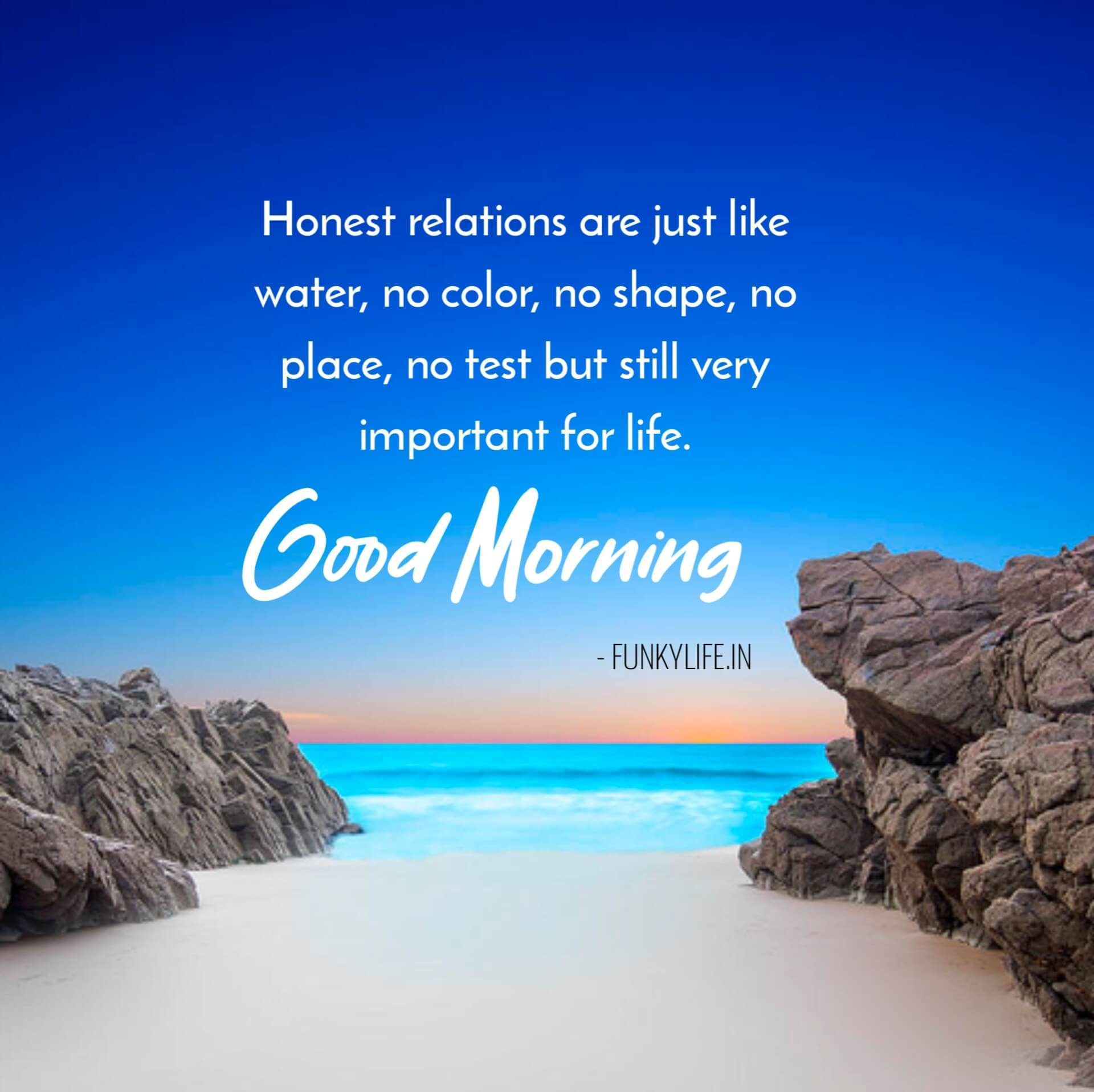 Relations Good Morning Quotes With Images