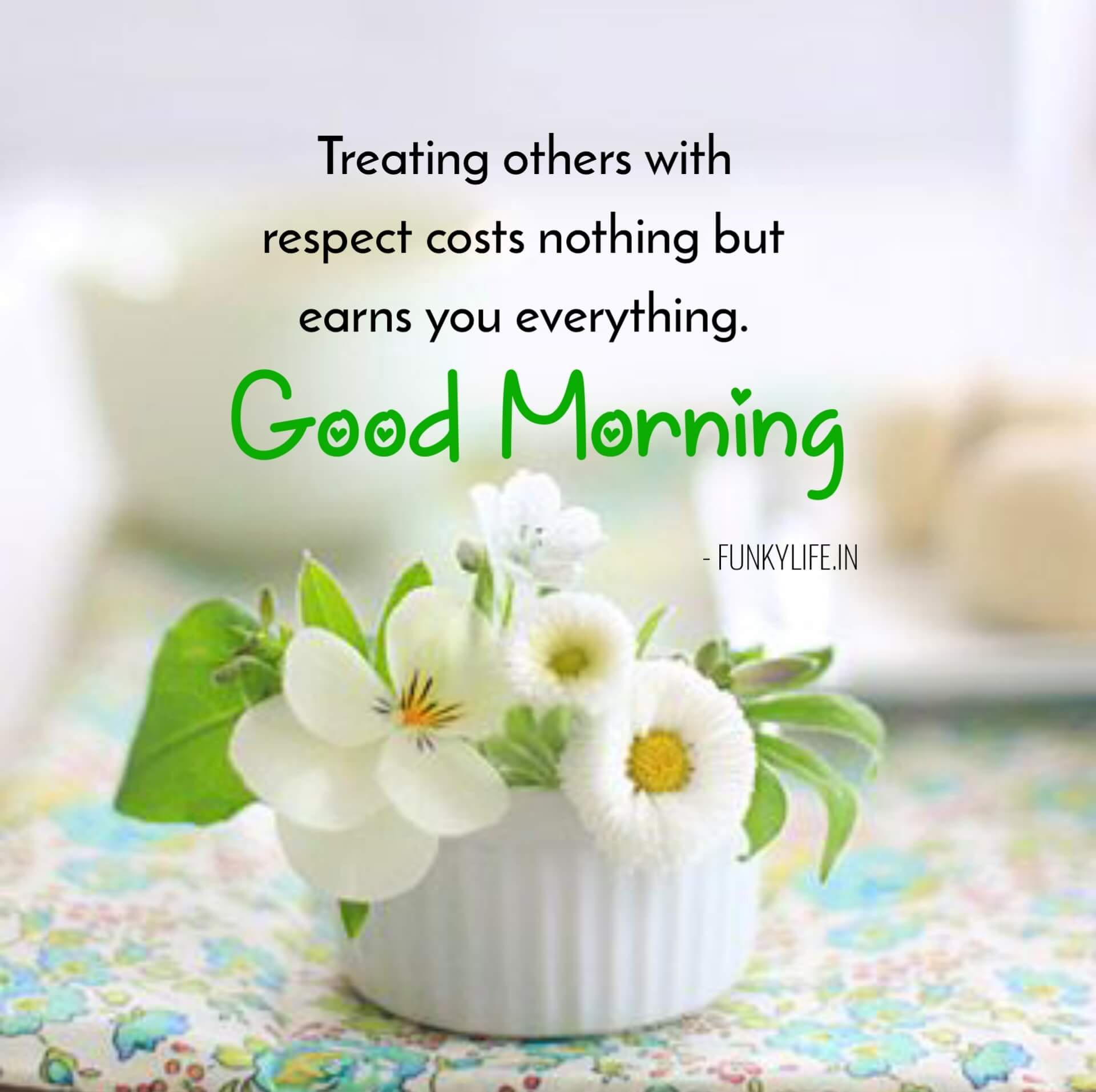 Beautiful Good Morning Quotes With Images