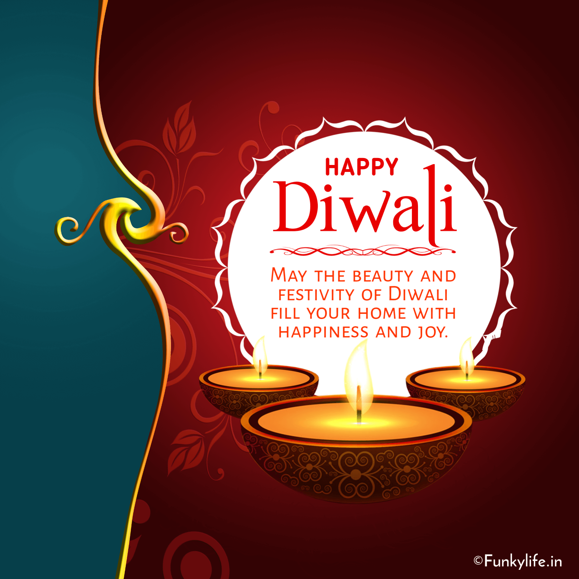 Diwali Wishes Images