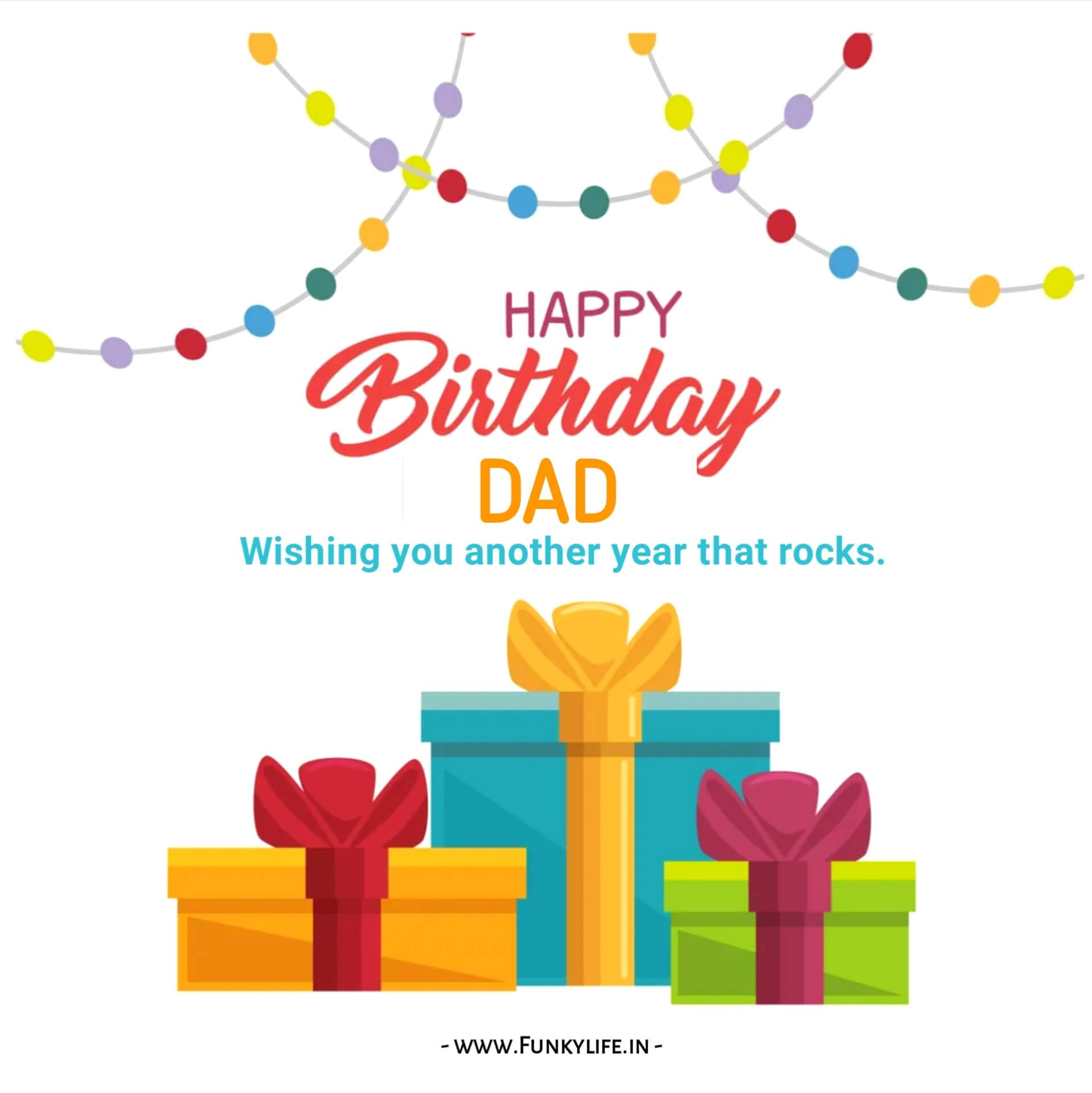 Happy Birthday Wishes For Dad